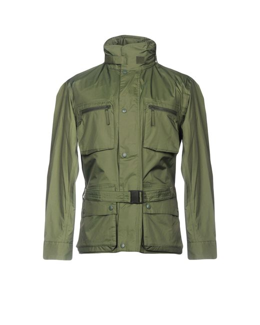 Aspesi - Green Jacket for Men - Lyst