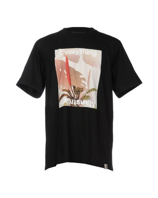 Carhartt - Black T-shirt for Men - Lyst