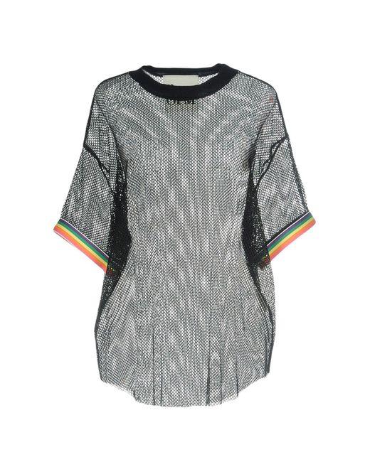 8pm - Black T-shirt - Lyst
