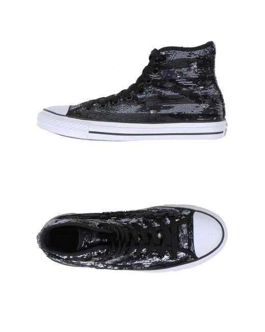 Converse | Black High-tops & Sneakers | Lyst