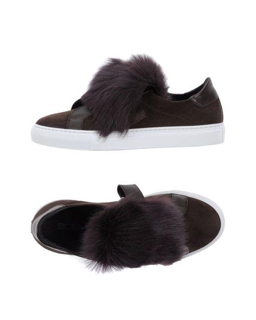 Boemos   Brown Low-tops & Sneakers   Lyst