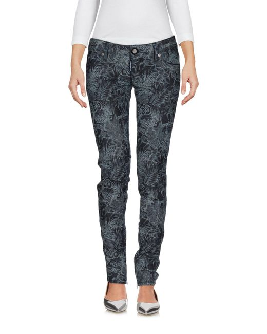 DSquared² Blue Denim Trousers