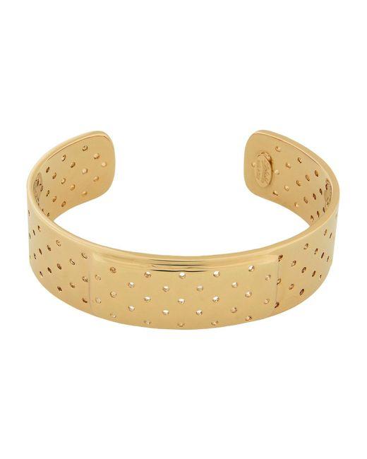 Schield - Metallic Bracelets - Lyst