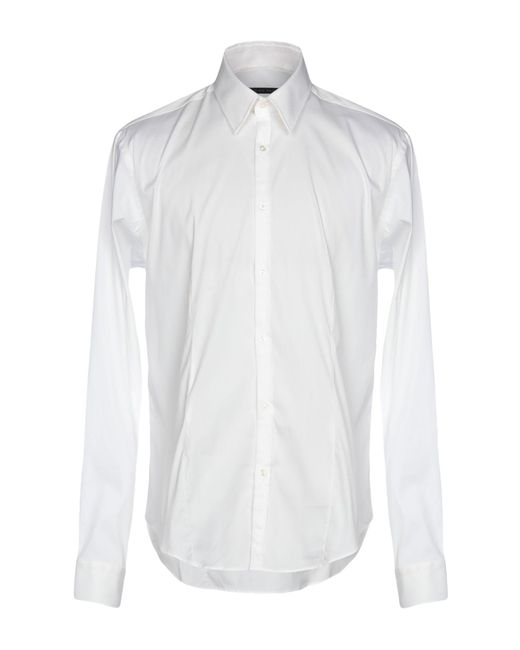 Brian Dales - White Shirt for Men - Lyst