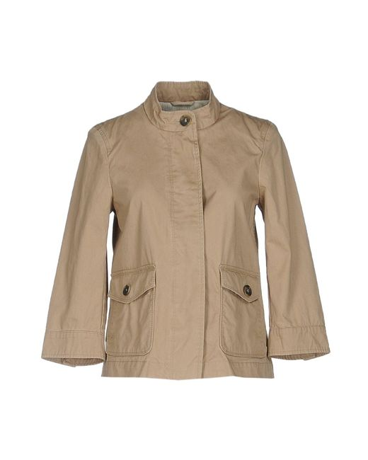 Geox - Natural Jackets - Lyst