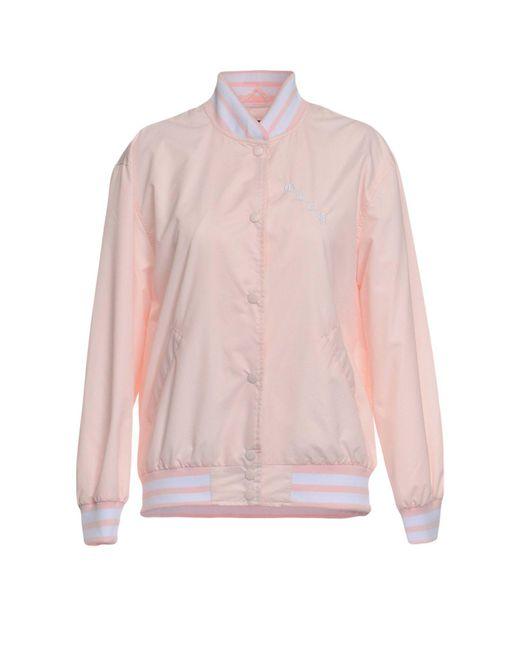 Obey - Pink Jackets - Lyst