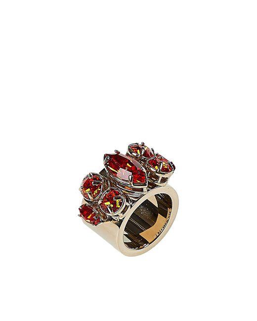 Valentino - Metallic Ring - Lyst