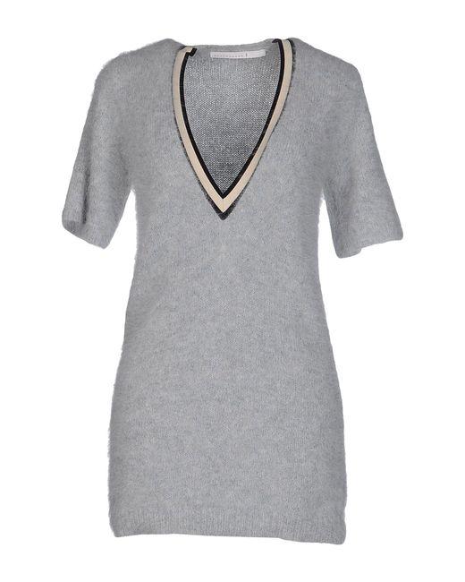 Schumacher - Gray Sweaters - Lyst