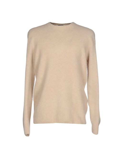 Drumohr - Natural Sweaters for Men - Lyst