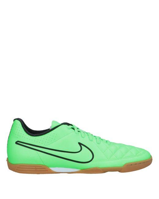 Nike - Green Low-tops & Sneakers for Men - Lyst