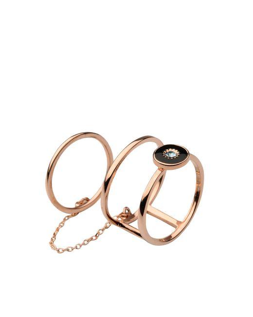 Eyland - Metallic Ring - Lyst