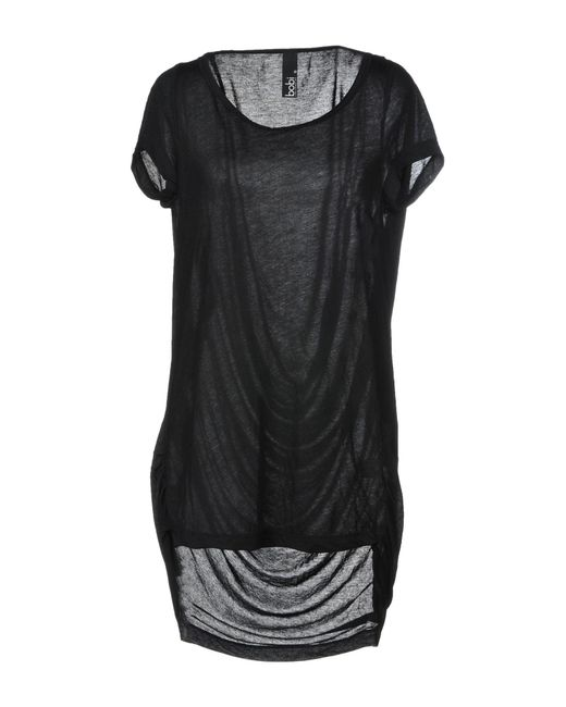 Bobi - Black T-shirt - Lyst