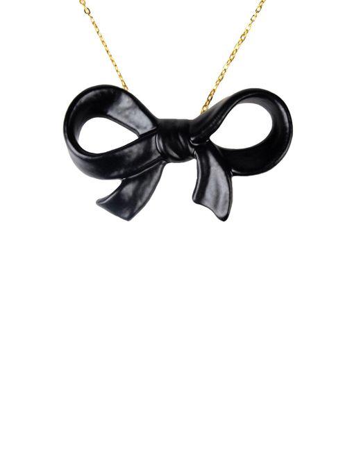 Cor Sine Labe Doli   Black Necklace   Lyst