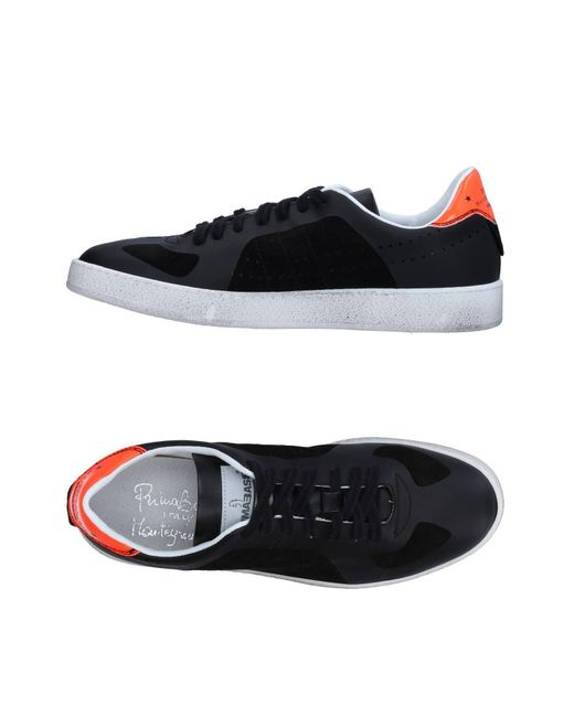 Primabase - Black Low-tops & Sneakers for Men - Lyst