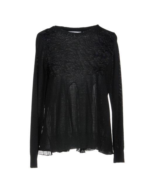 Maria Grazia Severi - Black Sweater - Lyst