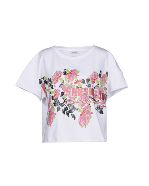 MAX&Co. - White Sweatshirt - Lyst