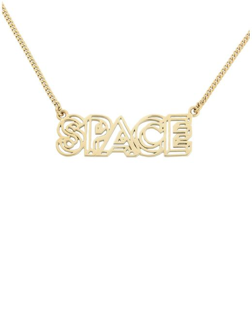 Marc By Marc Jacobs - Metallic Necklaces - Lyst