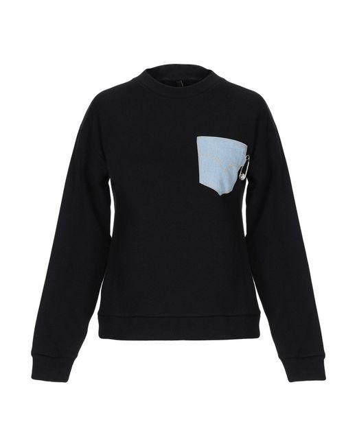 Versus  Black Sweatshirt