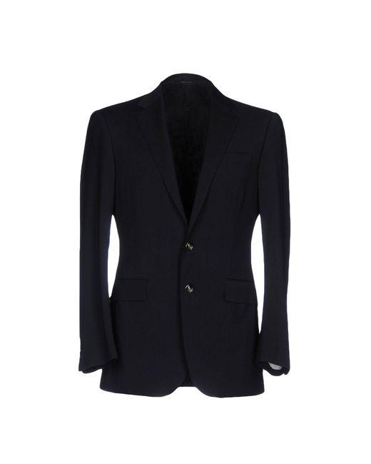 Ralph Lauren Black Label | Blue Blazer for Men | Lyst