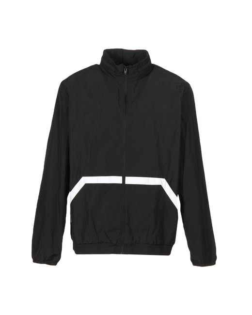 T By Alexander Wang - Black Jacket for Men - Lyst