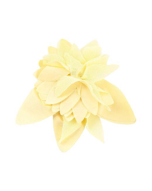 Fabiana Filippi - Yellow Brooch - Lyst