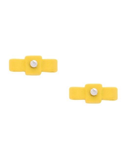 Marc By Marc Jacobs | Yellow Earrings | Lyst