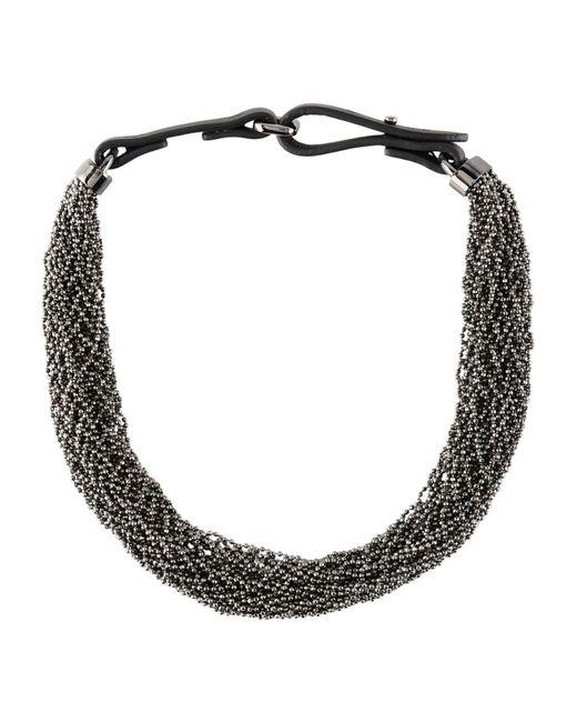 Brunello Cucinelli - Multicolor Necklace - Lyst