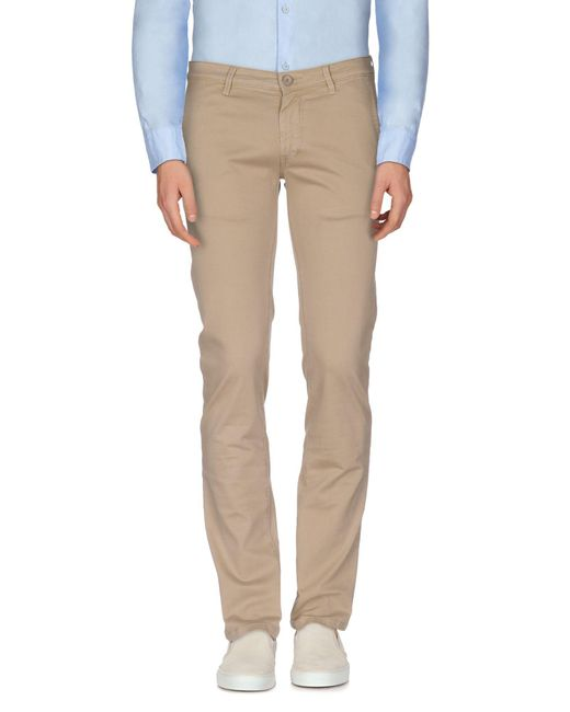 Re-hash - Natural Casual Pants for Men - Lyst