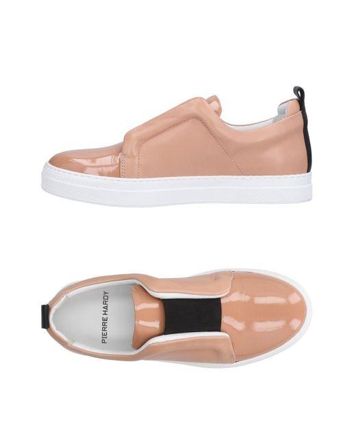 Pierre Hardy - Pink Loafer - Lyst