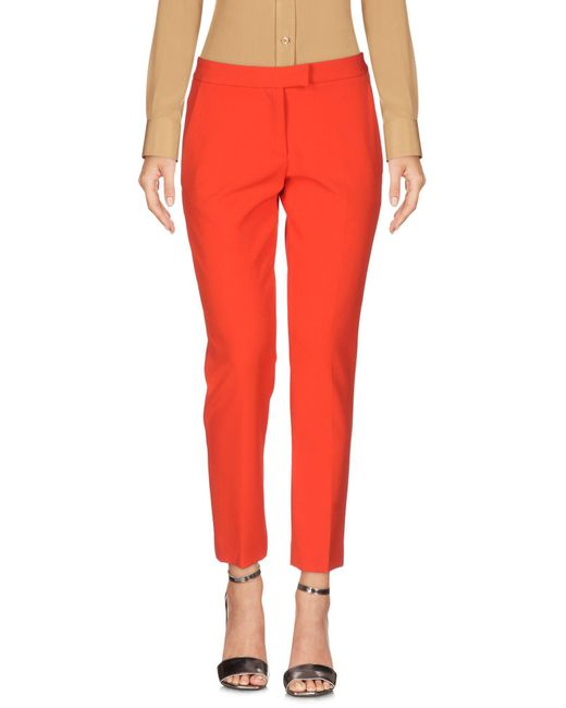 merci - Red Pantalon - Lyst . ...