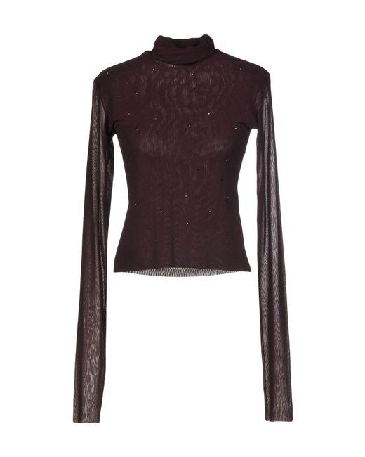 Almeria - Purple T-shirt - Lyst