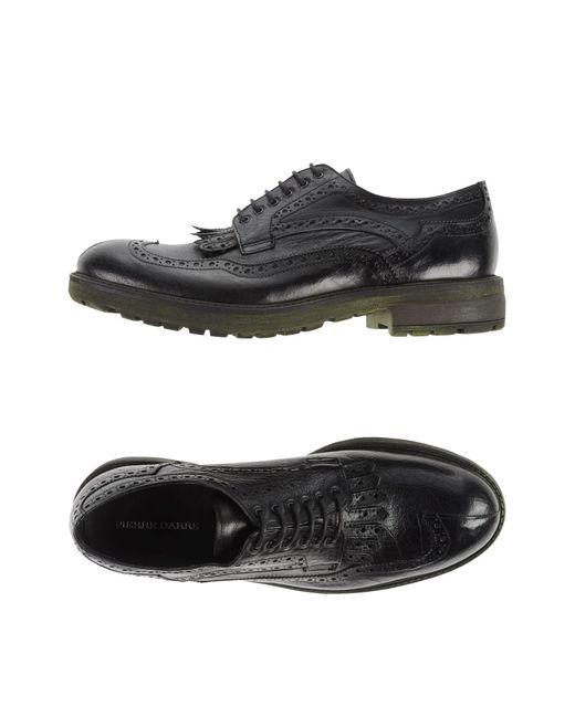 PIERRE DARRÉ Laced shoes cheap 2014 newest EGd2JpKrOT