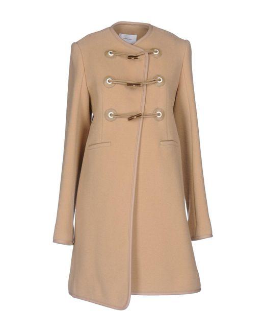 Carven - Natural Coats - Lyst