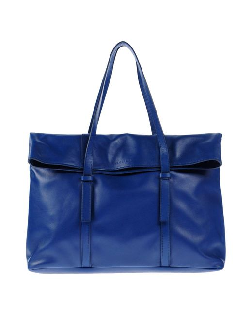 Orciani - Blue Handbags - Lyst