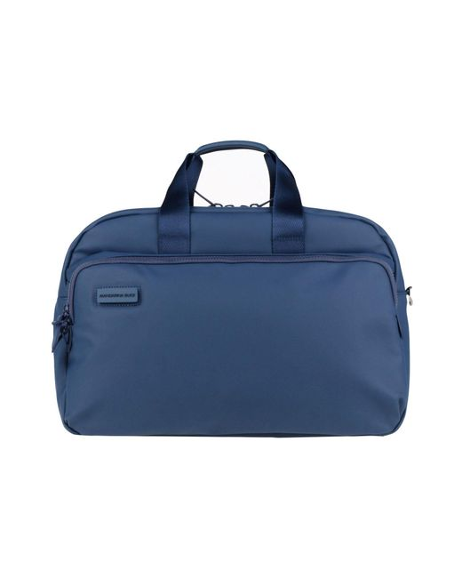 Mandarina Duck - Blue Luggage for Men - Lyst