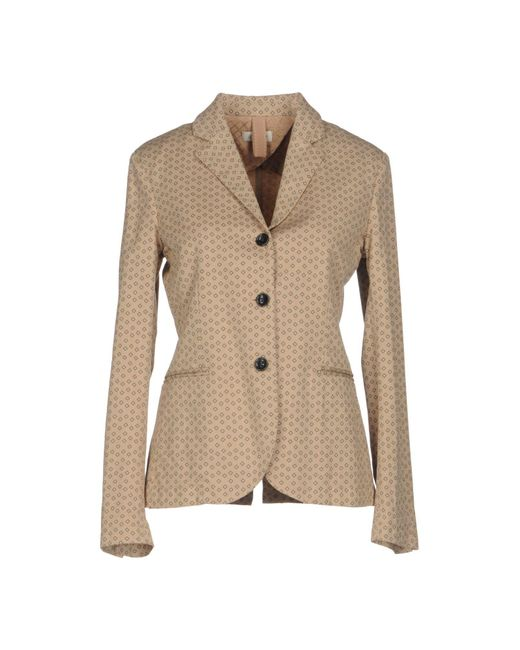 AT.P.CO   Natural Blazer   Lyst