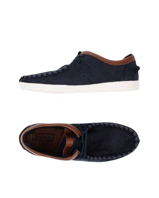 Boxfresh - Blue Lace-up Shoe for Men - Lyst