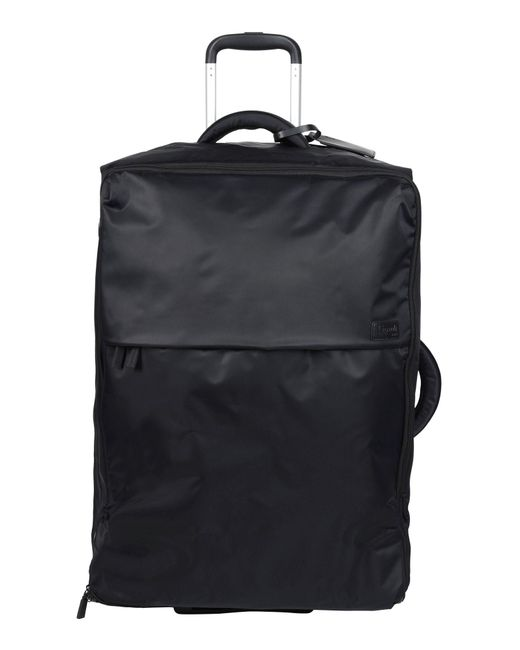 Lipault - Black Wheeled Luggage for Men - Lyst