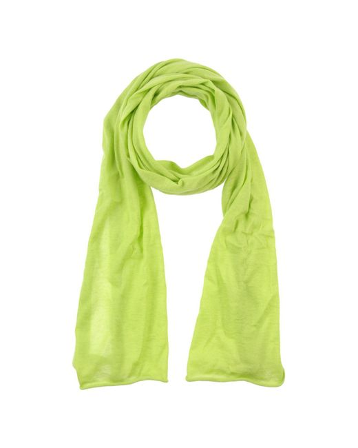 Michael Kors - Green Oblong Scarf - Lyst