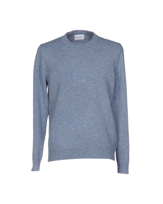 Dondup - Blue Jumper for Men - Lyst