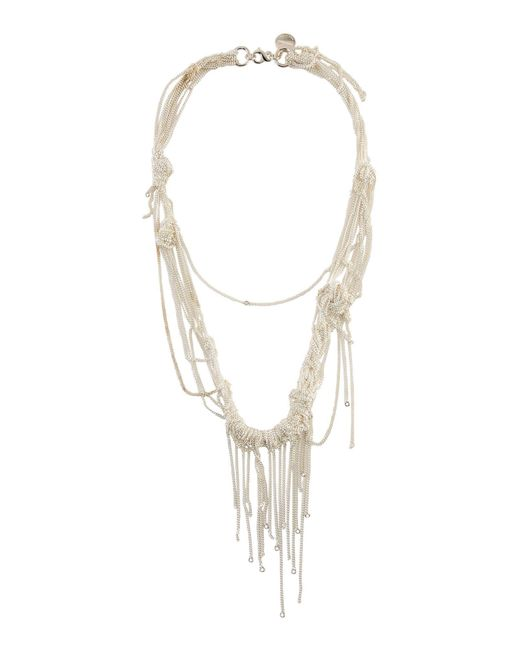 Tom Binns - Metallic Necklaces - Lyst