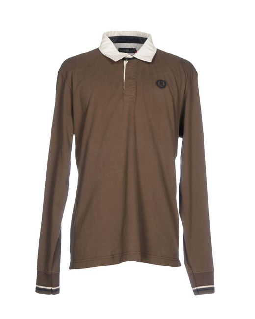 Henri Lloyd   Brown Polo Shirt for Men   Lyst