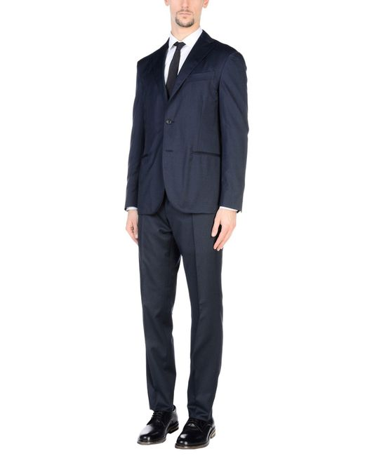 Boglioli | Blue Suit for Men | Lyst