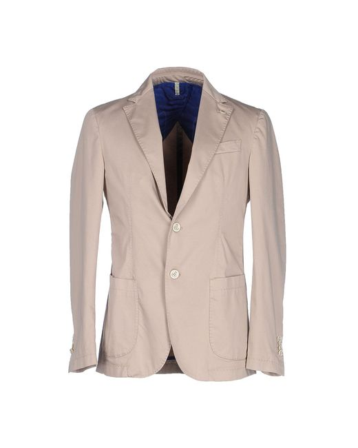 Domenico Tagliente - Natural Blazer for Men - Lyst