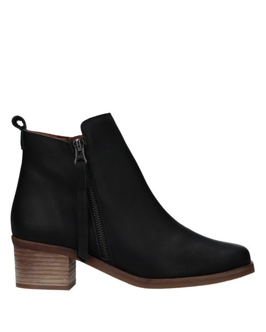 Sixtyseven - Black Ankle Boots - Lyst ... 8090514f1d0