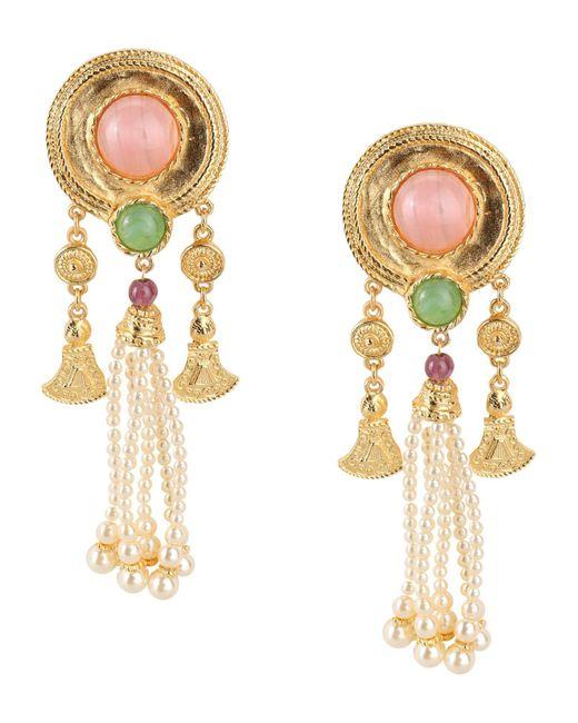 Ben-Amun   Metallic Earrings   Lyst