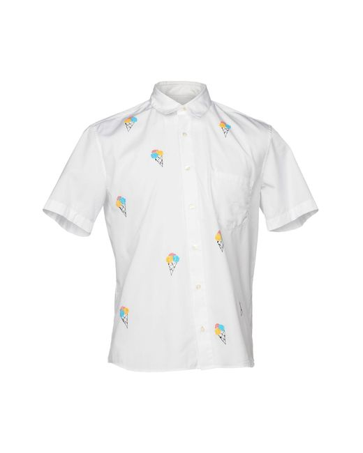 Jimi Roos - White Shirts for Men - Lyst