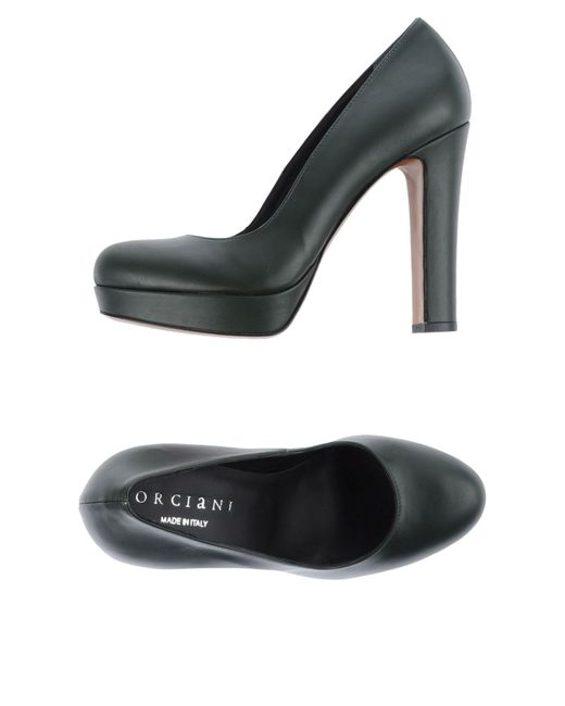 Orciani - Green Pumps - Lyst