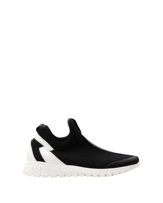 Lyst Barbato Sneakers in tops Black amp; Men for Savio Low rOwWBUq6r