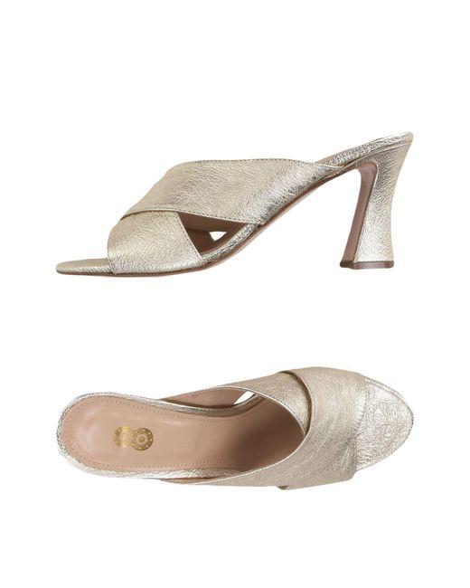 8 - Multicolor Sandals - Lyst